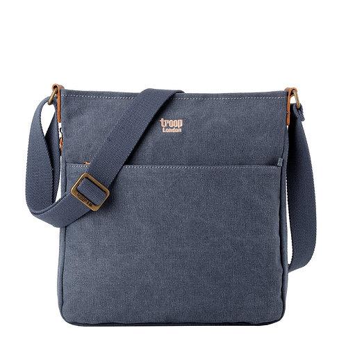 Troop Small Shoulder Bag - Blue