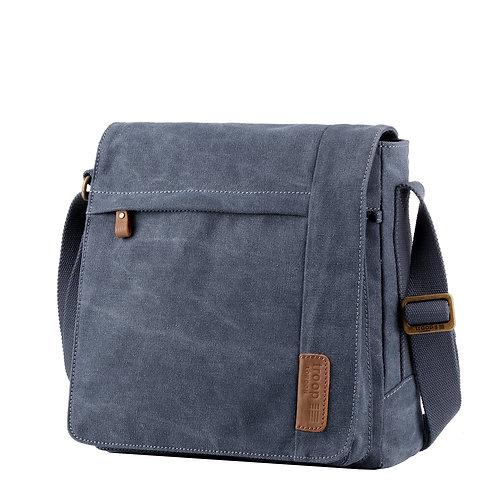 Troop Messenger Sling Shoulder Bag - Blue