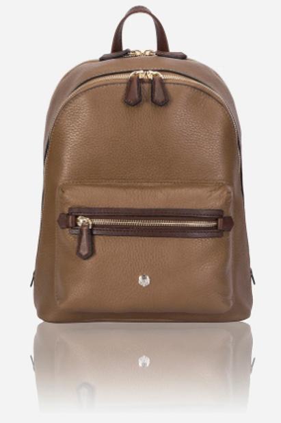 Jekyll & Hide Capri Laptop Backpack - Tan
