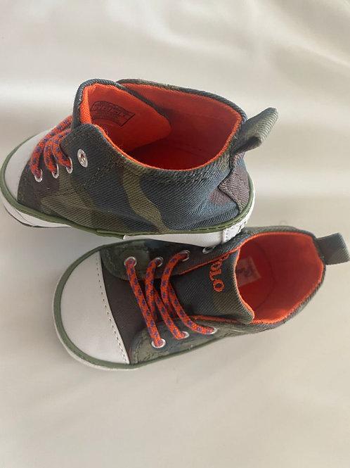 Polo Newborn Shoes