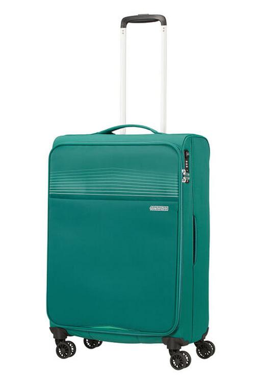 American Tourister Lite Ray 69 cm Spinner - Green