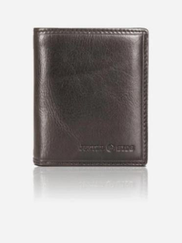Jekyll & Hide Oxford Wallet - Black