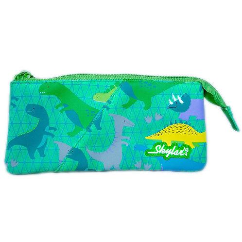 Skylar Dinosaur Pencil Case