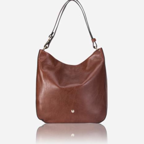 Jekyll & Hide Madrid Handbag - Brown