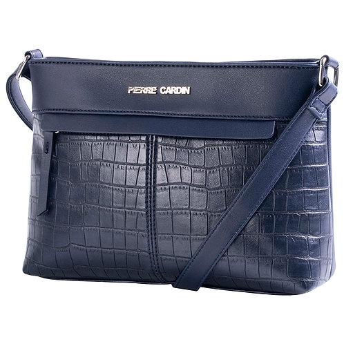Pierre Cardin Talula Crossbody Handbag - Navy