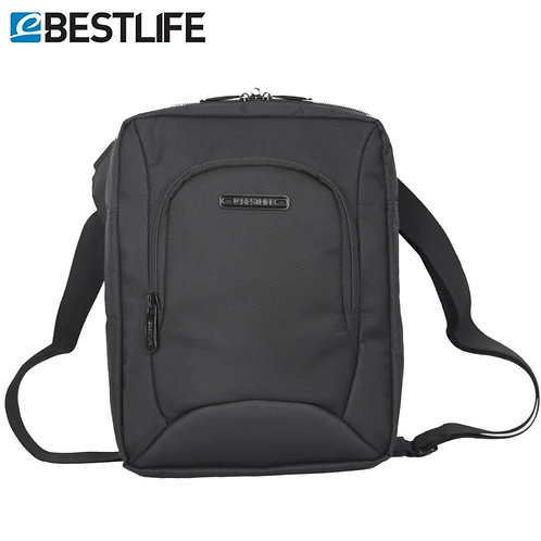 BestLife Tablet Shoulder Bag - Black