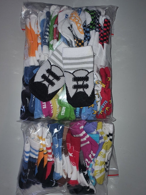 Baby Sock Collection 35 pairs