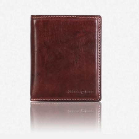 Jekyll & Hide Oxford Wallet - Dark Brown