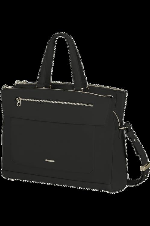 Samsonite Zalia Bailhandle Ladies Business Bag 14.1 Inch - Black