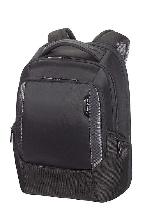 Samsonite CityScape Expandable Laptop Backpack 17 Inch - Black