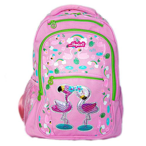Skylar Flamingo Backpack