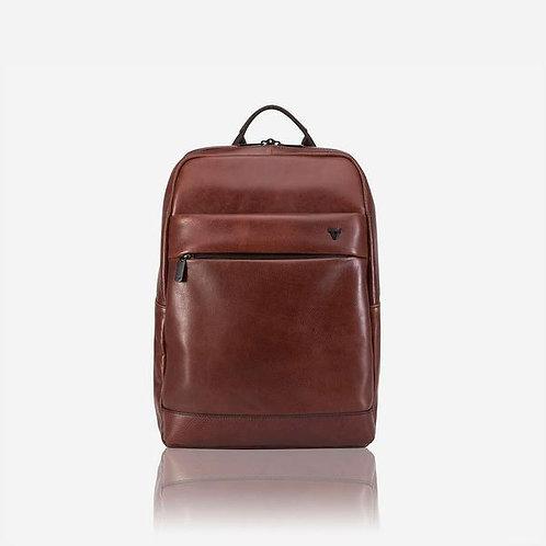 Brando Winchester 13 Inch Slim Laptop Briefcase  - Brown