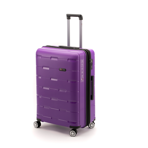 Roberto Tijorri Hard Case 65cm - Purple