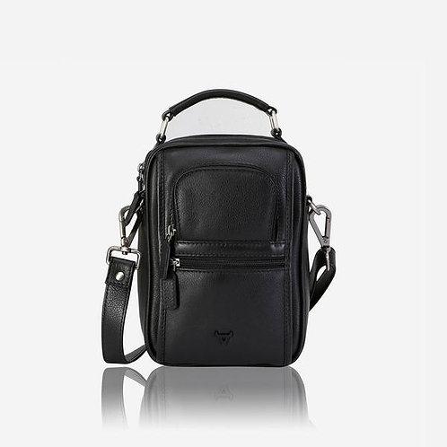 Brando Armstrong Gen's Bag With Top Handle - Black