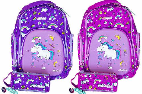 Skylar Color Change Unicorn Backpack