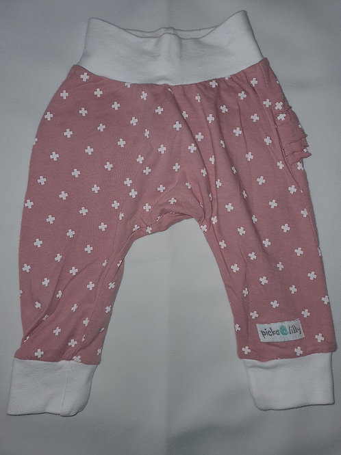 Picka Lilly Girls Pants 3-6 months