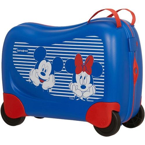 Samsonite Disney Blue Minnie & Mickey Mouse Dream Rider