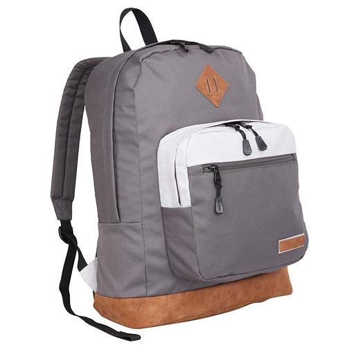 BestLife Campus Laptop Backpack - Grey