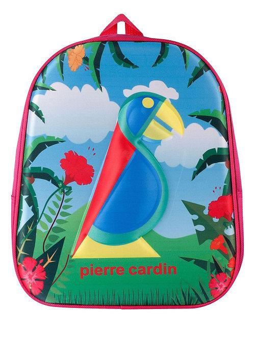 Pierre Cardin 3D Parrot Backpack