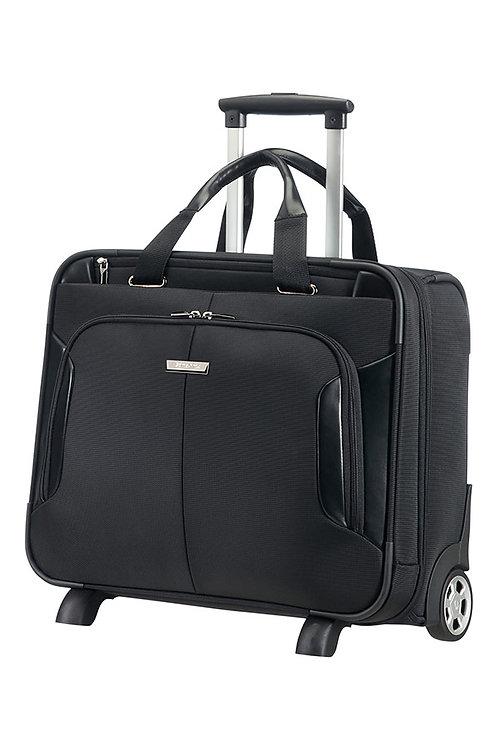 Samsonite XBR 15.6 Inch Rolling Tote Briefcase On Wheels