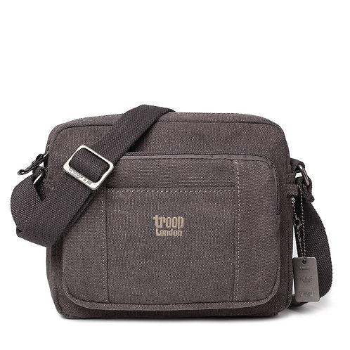 Troop Small Satchel Bag - Charcoal