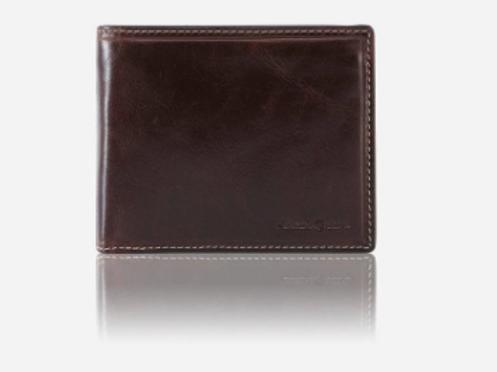 Jekyll & Hide GT Wallet - Dark Brown
