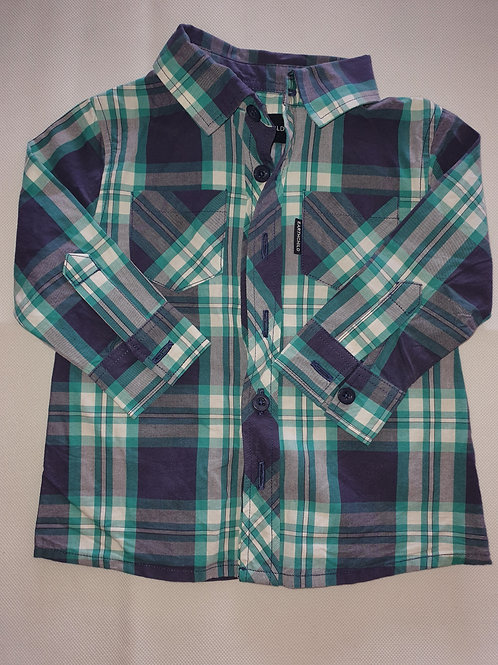 Earthchild Boys Shirt 6-12 months