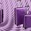 Thumbnail: Roberto Tijorri Hard Case 3 Piece Set - Purple