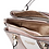 Thumbnail: Guess Cathleen 3 Compartment Satchel - Blush