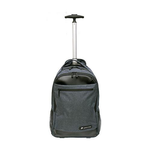 Packlite Vision Trolley Laptop Backpack - Grey