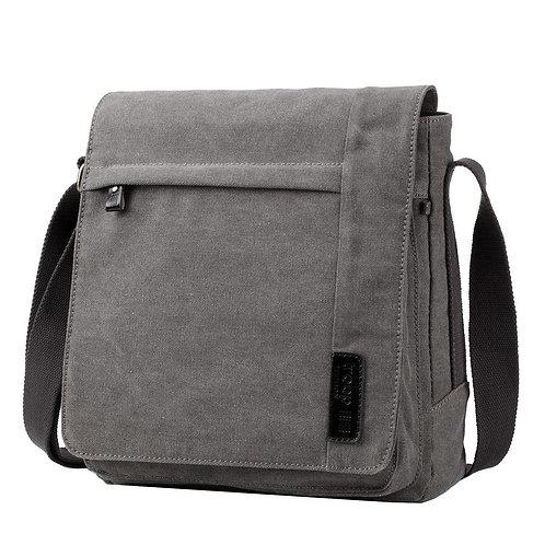 Troop Messenger Sling Shoulder Bag - Brown
