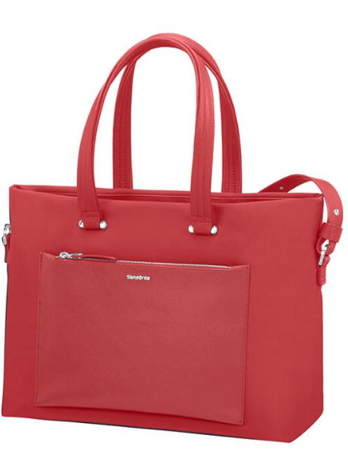 Samsonite Zalia Ladies Shopping Bag - Red