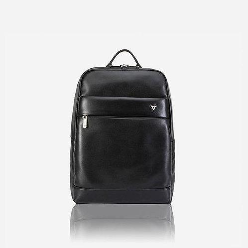 Brando Cassidy 13 Inch Slim Laptop Briefcase  - Black