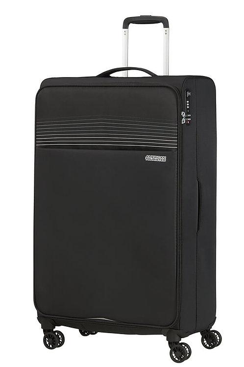 American Tourister Lite Ray 69 cm Spinner - Black