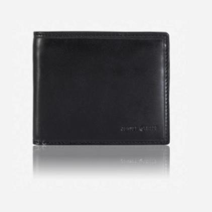 Jekyll & Hide Leather GT Wallet - Black