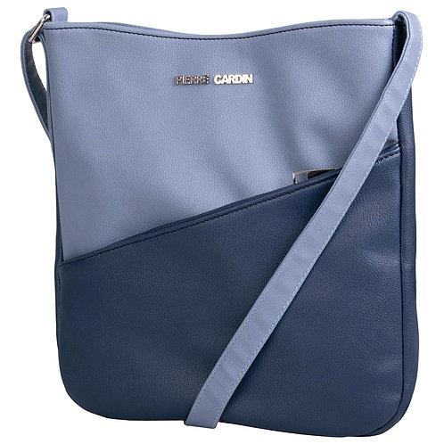 Pierre Cardin Bekah Crossbody Handbag - Navy