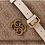 Thumbnail: Guess Mini Crossbody Flap - Latte