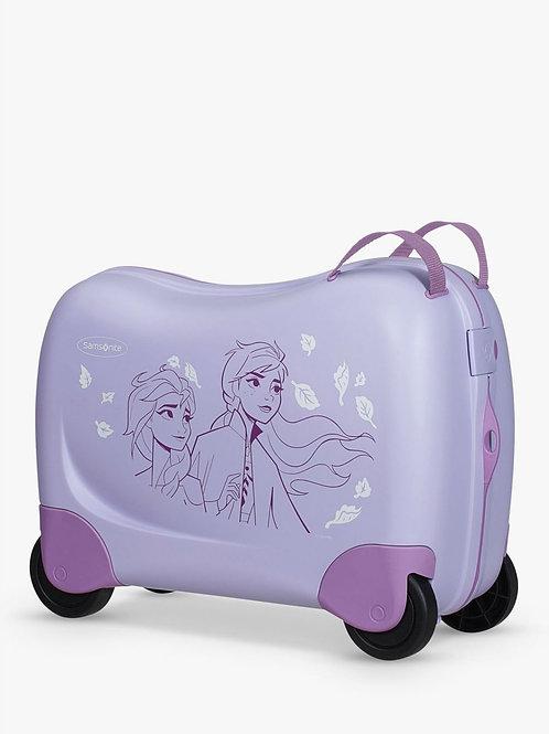 Samsonite Purple Frozen Dream Rider