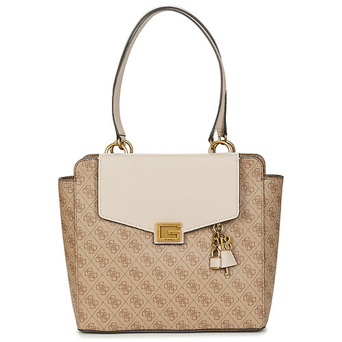 Guess Valy Status Carryall - Beige