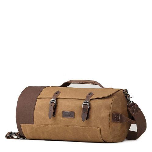 Troop Travel Duffel & Gym Bag - Brown