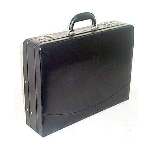 Gino De Vinci Leather Briefcase
