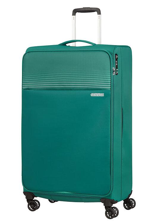 American Tourister Lite Ray Spinner 81 cm - Green