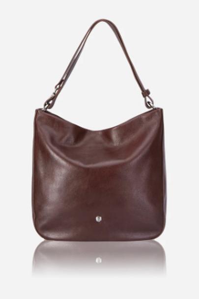 Jekyll & Hide Madrid Handbag - Burgundy