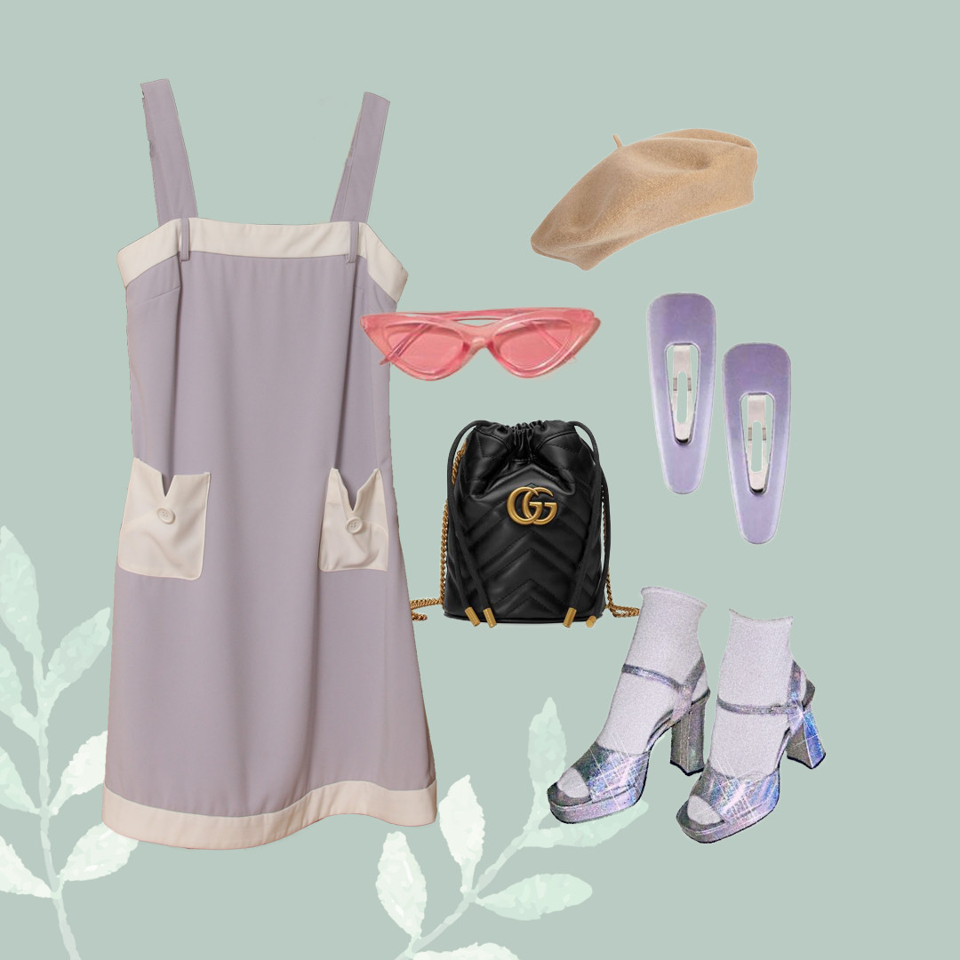 Lindsey Chest-Belt Dress (Flatlay- HH).j