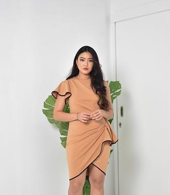 Asha Asymmetrical Dress