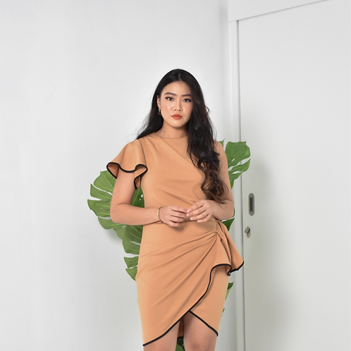 Asha Asymmetrical Dress