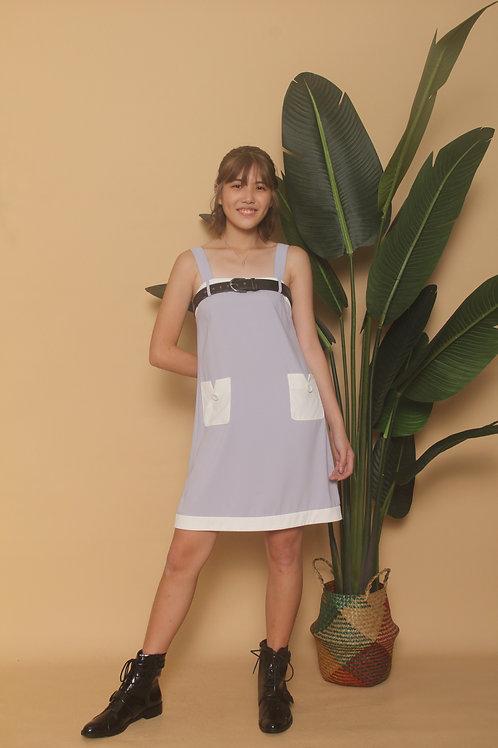 Lindsey Chest-Belt Dress