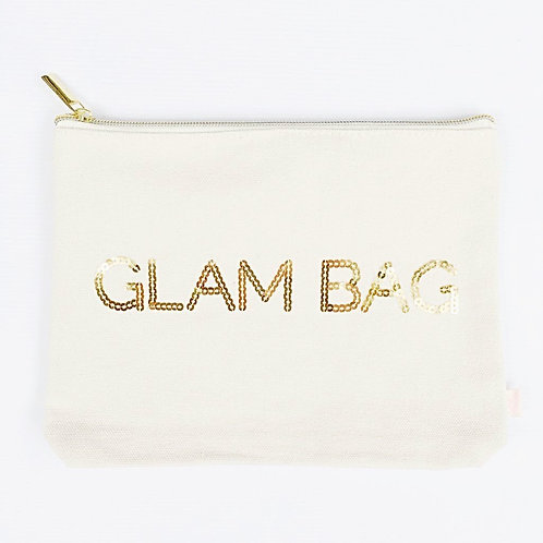 Glam Bag Makeup Bag