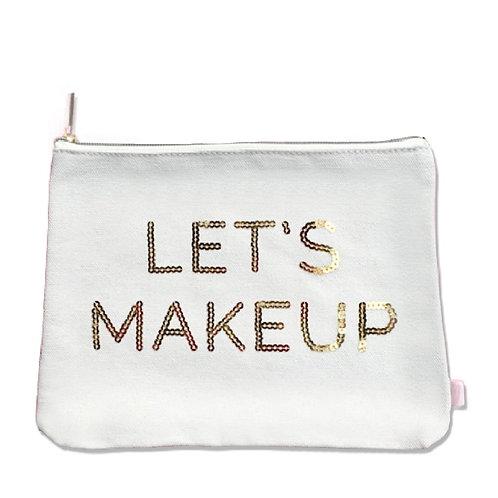 Let's Makeup Bag