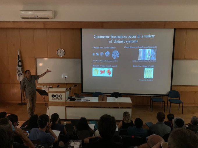 Efi Efrati (Weizmann Institute of Science)